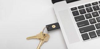 FIDO2 key